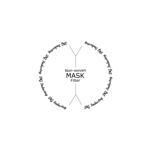 DG Industry Non-woven MASK Filter